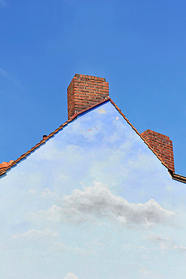 Himmlische Fassade - p949m856242 von Frauke Schumann