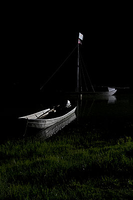 Night Boat - p969m939252 by Alix Marie