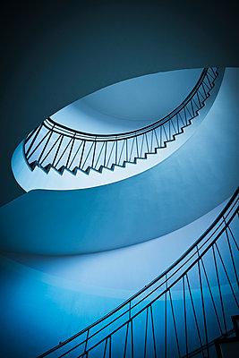 Staircase - p1149m1486641 by Yvonne Röder