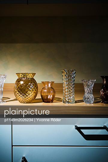 Blumenvasen - p1149m2026234 von Yvonne Röder