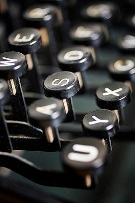 Schreibmaschinentastatur - p3300185 von Harald Braun