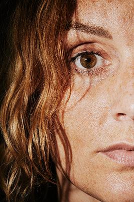 Dramatischer Blick - p1540m2192307 von Marie Tercafs