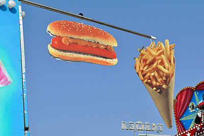 Fast Food - p5640169 von Dona