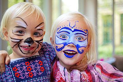 Kinderschminken - p6650092 von Roman Thomas