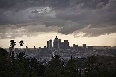 Los Angeles - p1553m2141588 von matthieu grospiron