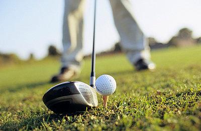 Golfspieler - p3050065 von Dirk Morla