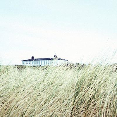 Strandhaus - p989m907160 von Gine Seitz