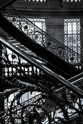 Ornate banisters  - p1170m1585647 by Bjanka Kadic