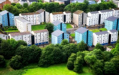 Edinburgh Apartments - p1154m1162654 by Tom Hogan