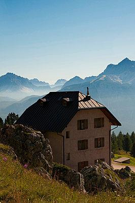Cinque-Torri-Hütte - p470m1481738 von Ingrid Michel