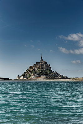 Le Mont-Saint-Michel - p248m1355130 von BY