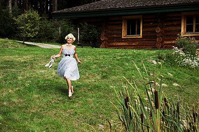 Prinzessin läuft davon - p1081m2277889 von Cédric Roulliat