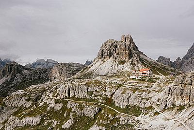 Drei Zinnen Hütte II - p1357m2150499 von Amadeus Waldner