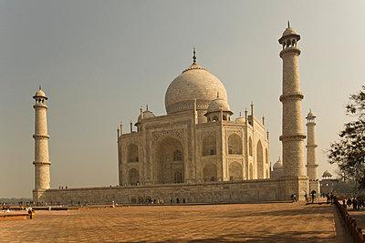 Taj Mahal - p162m763139 von Beate Bussenius