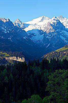 Schweizer Alpen - p606m1462343 von Iris Friedrich