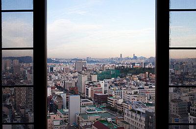 Südkorea - p672m740211 von Vanessa Chambard