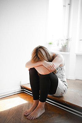 Deprimiert - p795m946150 von JanJasperKlein