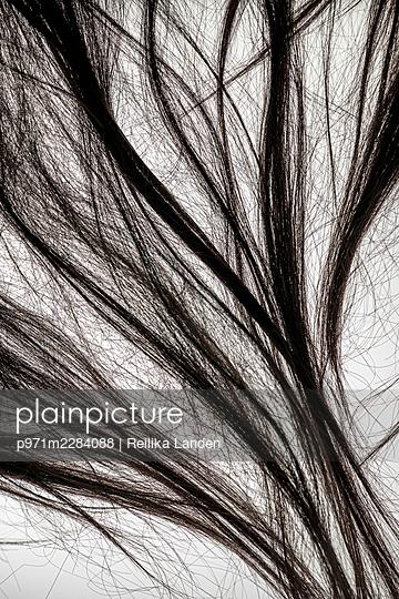 Strand of hair - p971m2284088 by Reilika Landen