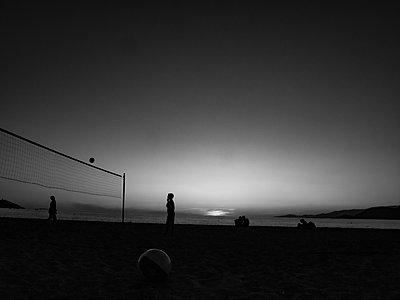 Beach - p1484m2203591 by Céline Nieszawer