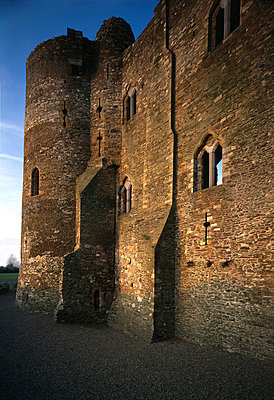 Ferns Castle, Co. Wexford, Republic of Ireland. - p8551950 by Joe Cornish