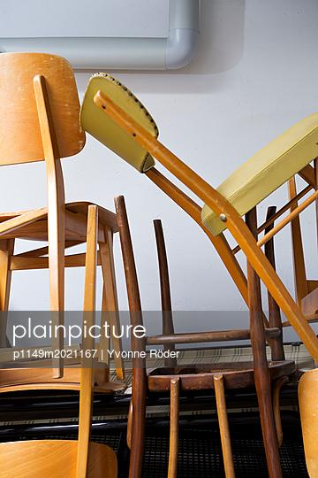 Stühle - p1149m2021167 von Yvonne Röder