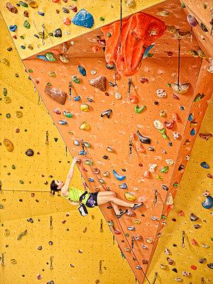 Indoor Climbing - p1298m1134503 von mic
