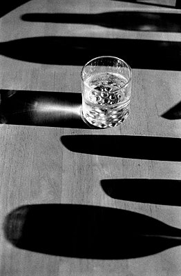 Glass of water - p8700015 by Gilles Rigoulet