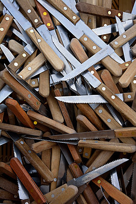 steakmesser_01 - p876m1190950 von ganguin