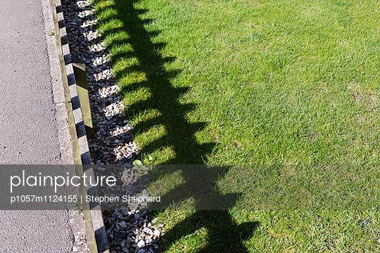 Gartenzaun - p1057m1124155 von Stephen Shepherd