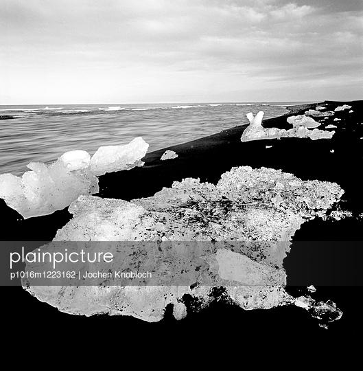 Island Eisschmelze - p1016m1223162 von Jochen Knobloch