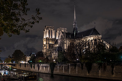 Kathedrale Notre-Dame de Paris - p1243m1515694 von Archer