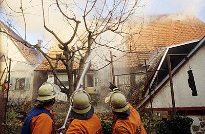 Feuerwehreinsatz - p0460595 von Hexx