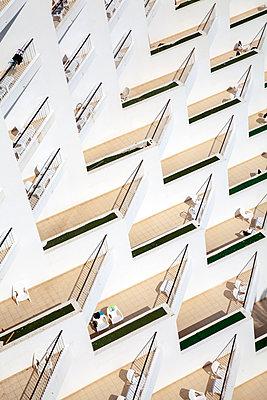 Hotel am Toten Meer - p1248m2028028 von miguel sobreira