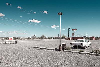 Mojave Desert - p1275m1090720 by cgimanufaktur