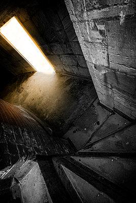 Illuminted doorway - p1228m1034968 by Benjamin Harte
