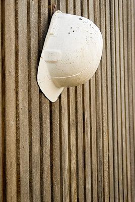 Bauarbeiterhelm - p3050156 von Dirk Morla