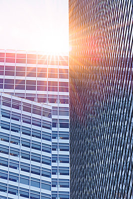 Office buildings - p1280m1585980 by Dave Wall