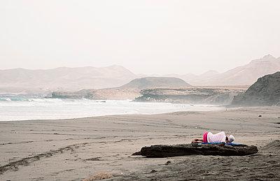 Am Strand - p1423m1511289 von JUAN MOYANO