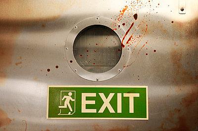 Exit - p4700275 by Ingrid Michel