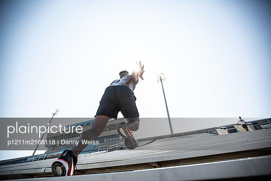 Läufer - p1211m2168118 von Danny Weiss