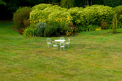 Gartenmöbel - p6120193 von Pierre c.