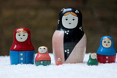 Russian dolls - p7170057 by Oliver Rüther