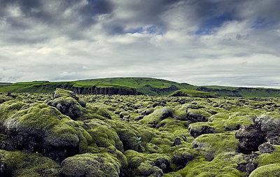 Lava field - p1200m1094095 by Carsten Görling