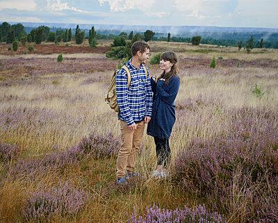 Trip in heath - p1124m931791 by Willing-Holtz