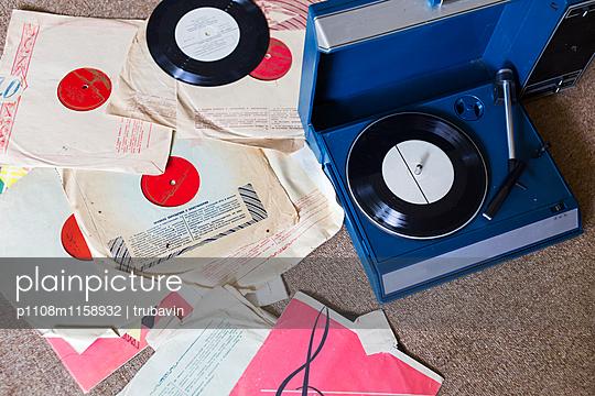 Platten hören - p1108m1158932 von trubavin