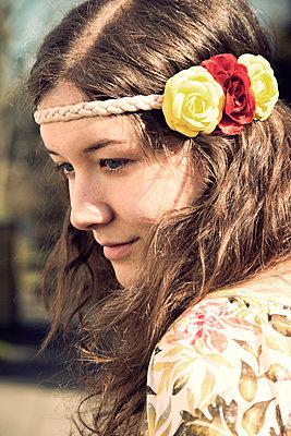 Hairband - p382m816470 by Anna Matzen