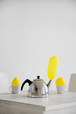Coffee pot - p1212m1134092 by harry + lidy