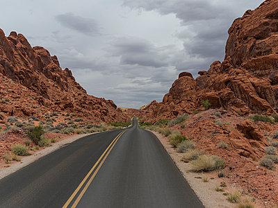 Valley of Fire, Nevada - p1232m1041169 von Moritz Schmid