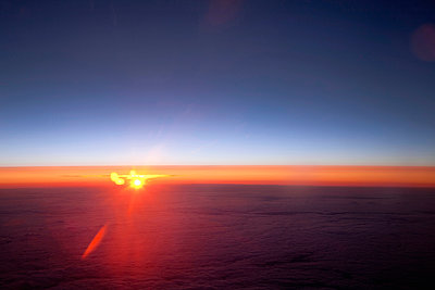 Sky over Iceland - p382m1497031 by Anna Matzen