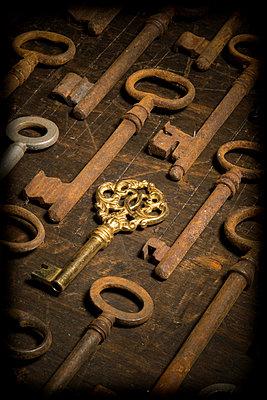 Key - p451m788335 by Anja Weber-Decker